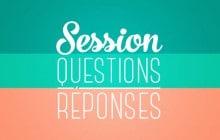 Session Questions/Réponses avec Juliette VonGeschenk & Lola ce 25 février à 12h30!