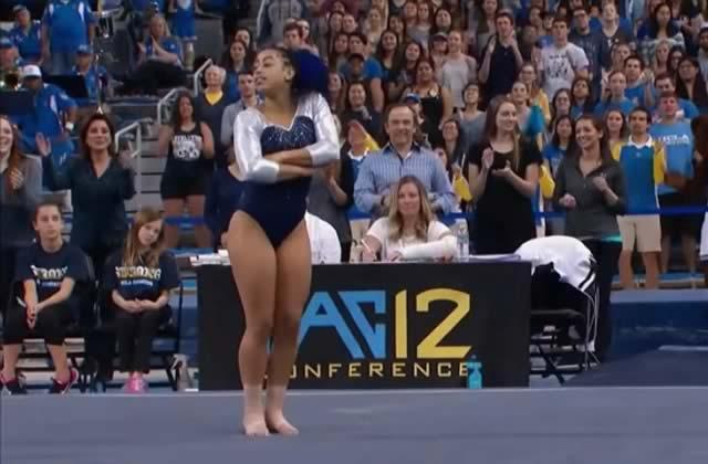 La gymnastique dépoussiérée par Sophina DeJesus dans une vidéo qui donne la patate