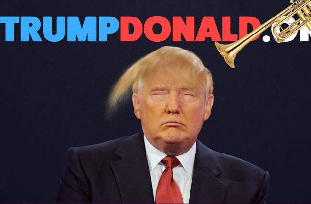 TrumpDonald, le jeu en ligne qui te permet de passer tes nerfs sur Donald Trump