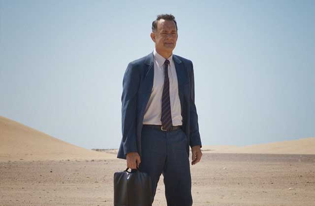 « A Hologram For the King » avec Tom Hanks a sa bande-annonce