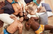 Les pubs anti-complexes de sous-vêtements masculins par Aerie, c'était… une blague