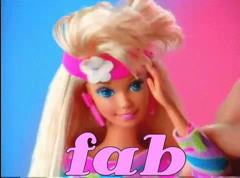 barbie fab
