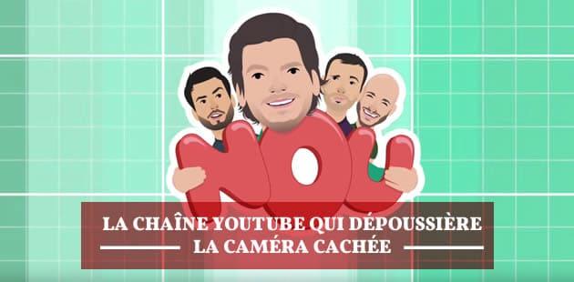 «Nou», la chaîne YouTube qui dépoussière la caméra cachée