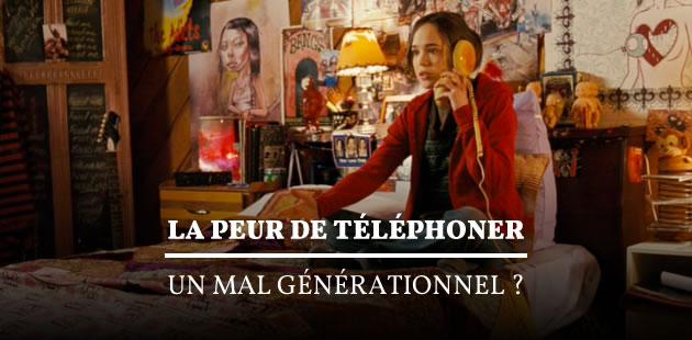 La peur de téléphoner, un mal générationnel?