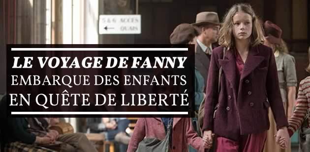 EXCLU — «Le voyage de Fanny» embarque des enfants en quête de liberté