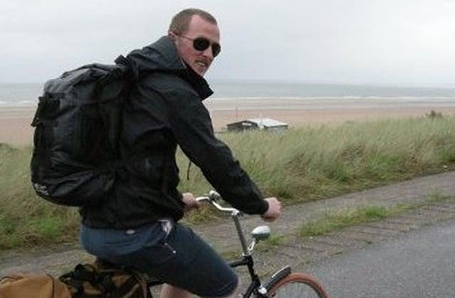 Bike Batman, le super-héros qui rend les vélos volés!