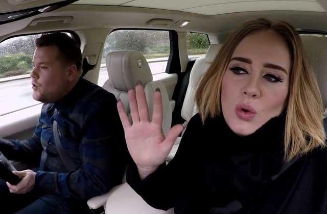 Le « Carpool Karaoke » de James Corden : un show bientôt à part ?
