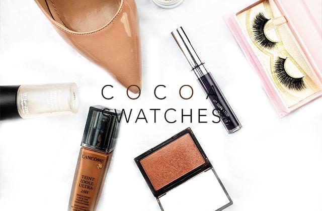 Cocoa Swatches, l'appli de swatch de maquillage pour les peaux noires