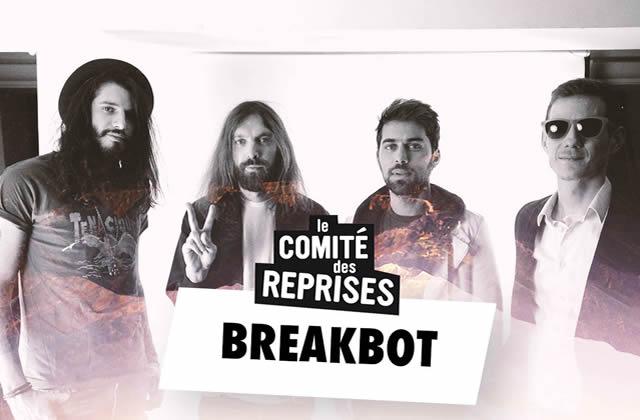 Le Comité des Reprises démarre sa saison 3 avec Breakbot!