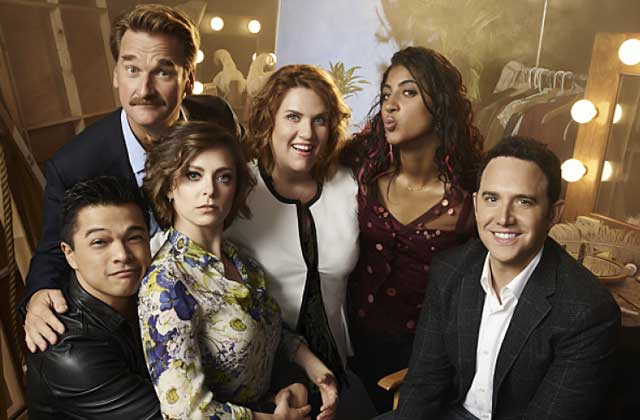crazy ex-girlfriend cast