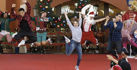 crazy ex-girlfriend christmas dance