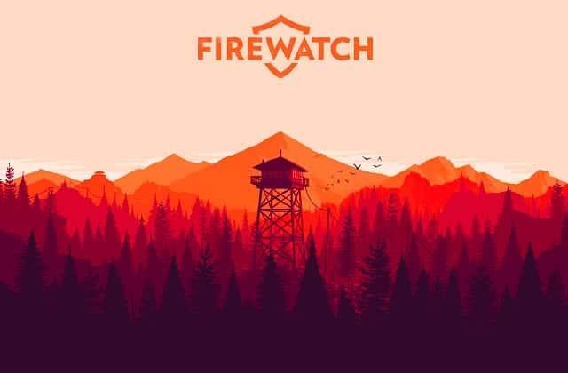 Mymy joue à «Firewatch», un jeu vidéo qui donne envie de grand air