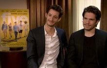 Le casting de FIVE nous parle amitié, coloc et anecdotes de tournage!