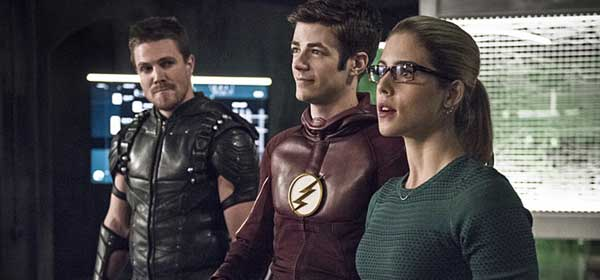 flash arrow crossover
