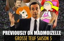 Get the Look — Spécial Grosse Teuf n°5, sur les séries télé !