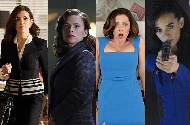 Ces héroïnes de série télé féministes qui font plaisir à voir
