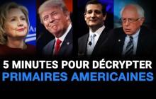 HugoDécrypte les primaires américaines en 5 minutes