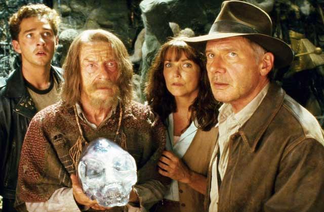 Indiana Jones et son fouet reprennent du service pour un cinquième opus !