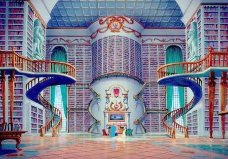la-belle-et-la-bete-bibliotheque