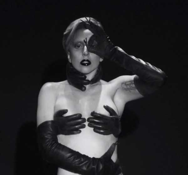 lady gaga applause clip