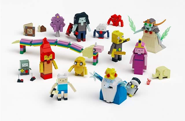 Les LEGO « Adventure Time » arrivent !