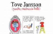 Tove Jansson et ses Moomins—Les Culottées, par Pénélope Bagieu