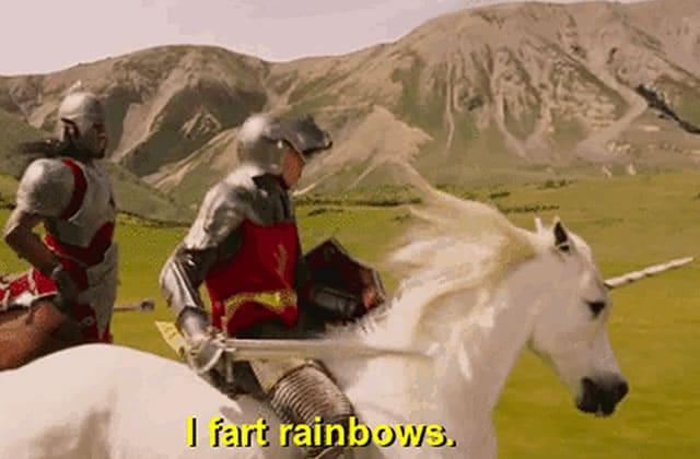 Les licornes ont vraiment existé (mais elles étaient moins swag que dans Harry Potter)