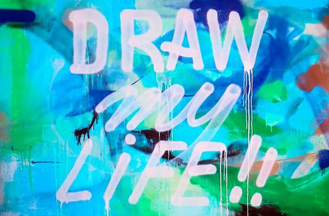 Maxime Musqua, son histoire, sa carrière et sa thérapie dans son «Draw my life»