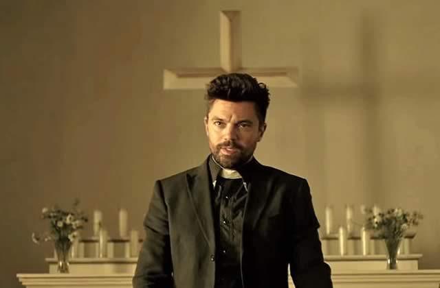 «Preacher», l'adaptation en série du comics culte, a un nouveau teaser!