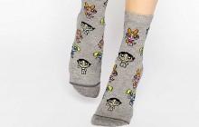 Sélection de chaussettes cool et rigolotes