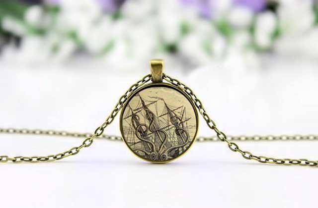 Des bijoux à thème marin — Les 10 Hits de la Fauchée #178