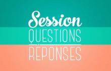 Session Questions/Réponses avec Léa & Margaux ce 25 mars à 12h30!