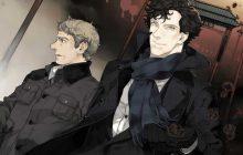 Le manga Sherlock débarque en France !