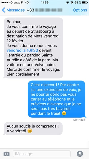 sms-covoiturage