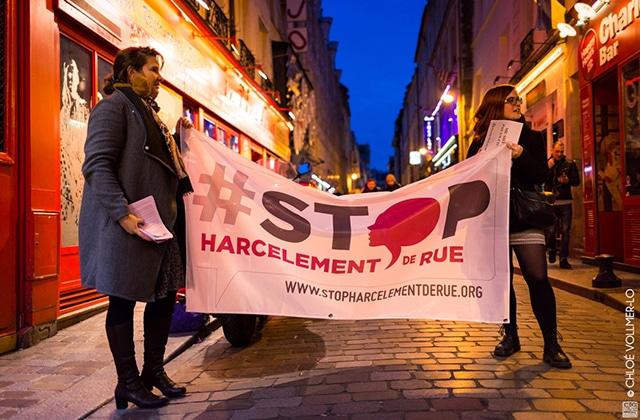 Stop Harcèlement de Rue lance #LacheMoiLaVille pour des zones sans relou