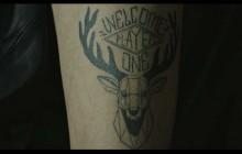 De vrais tatouages s'animent pour un court-métrage étonnant