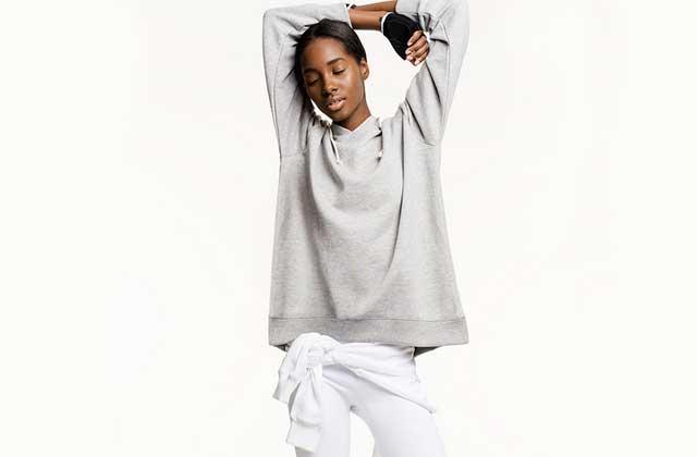 Zara vient de lancer sa ligne «Fitness»!