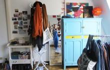 Dans l'appart' de Laure, étudiante en design graphique à Nevers