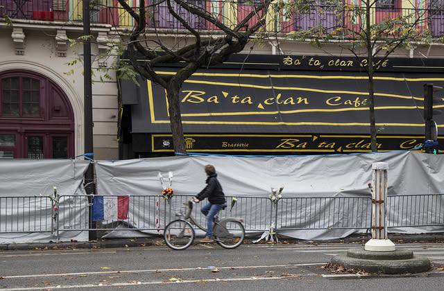 Le Bataclan ouvrira à nouveau ses portes en novembre 2016
