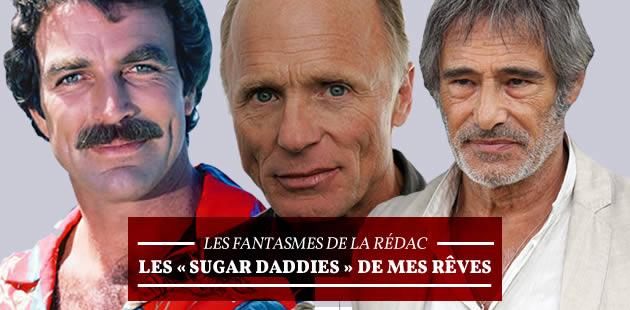 Les «sugar daddies» de mes rêves—Les Fantasmes de la Rédac