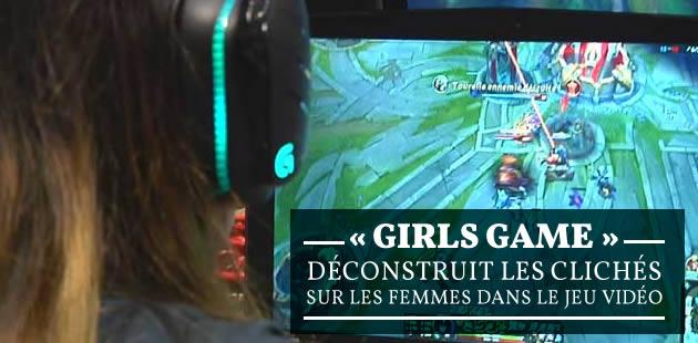 «Girls Game» déconstruit les clichés sur les femmes dans le jeu vidéo
