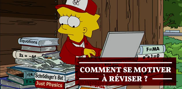 Comment se motiver à réviser ?