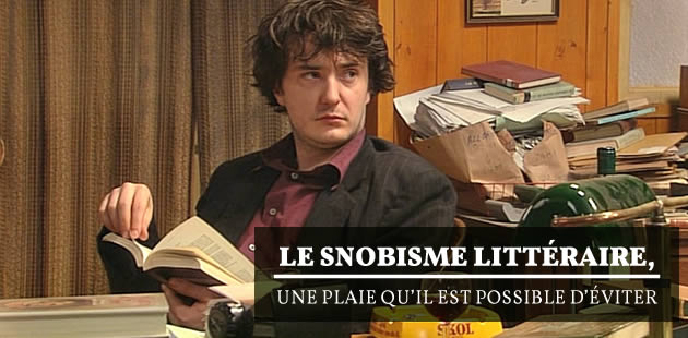 big-snobisme-litteraire-plaie