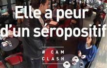 Cam Clash s'attaque aux préjugés sur le SIDA