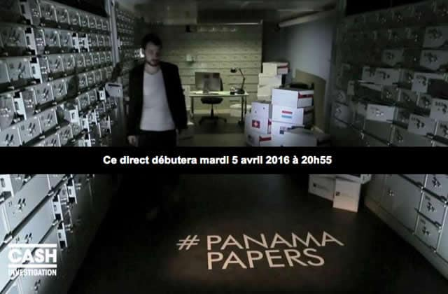 Cash Investigation t'explique les #PanamaPapers le 5 avril à 20h50 sur France 2