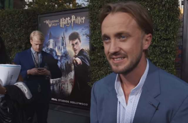 Le casting de Harry Potter teste ses connaissances de l'univers sorcier !