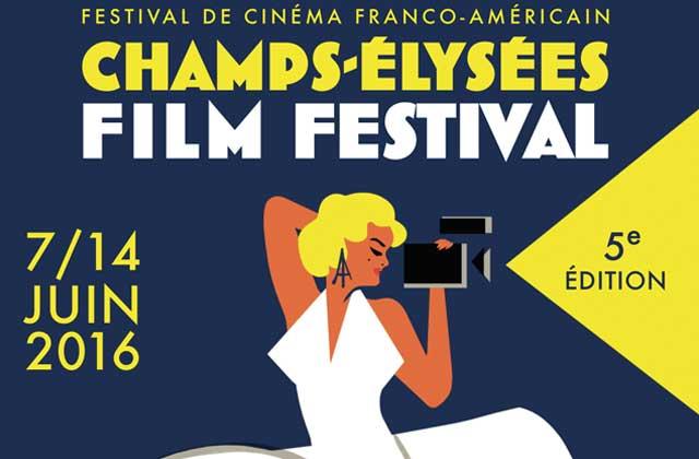 Le Champs-Elysées Film Festival 2016 annonce la couleur de sa programmation!