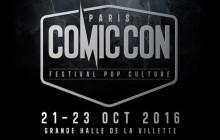 Le Comic Con Paris 2016 annonce des invités de marque !