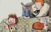 « Cul de sac», des strips piquants et déjantés sur la vie d'une famille américaine