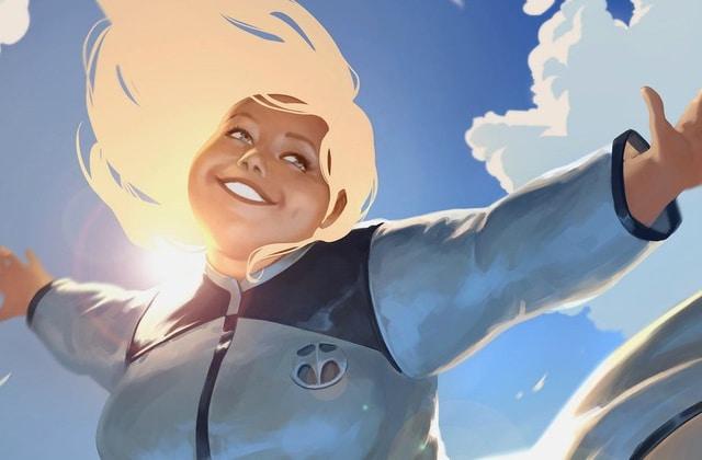 Une super-héroïne «plus size» va avoir sa propre série de comics!